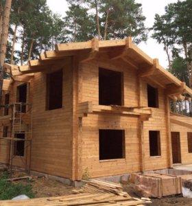 Строительство домов, дач