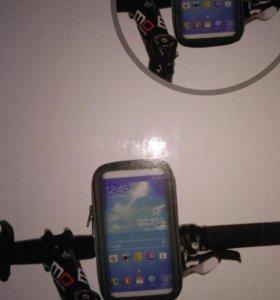 Чехол для телефонов на руль велосипеда, скутера