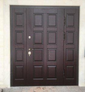 Входная дверь 🚪 в дом от произодителя