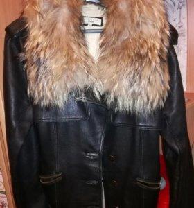 Куртка кожаная Essentiel