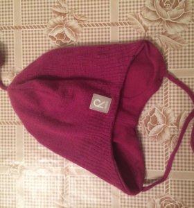 Зимний комбинезон-трансформер nels,варежки, шапка