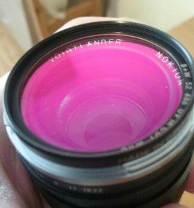 Объектив Leica 35mm 1.2