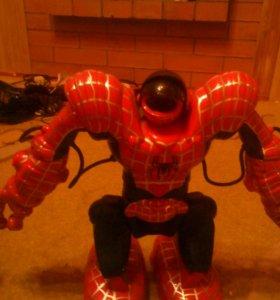 Робот человек паук