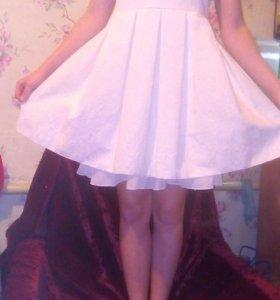 Платье рост 140-146