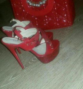 Сумка.туфли