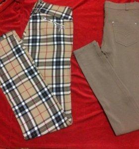 Лосины и брюки по 500