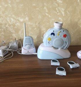 Проектор с встроенным диктофоном