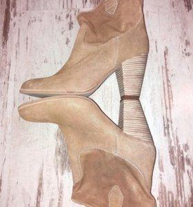 Ботинки Tervolina, новые, размер 39-40