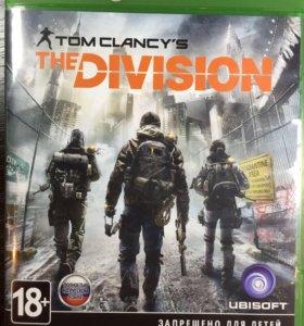 Игра для Xbox one The Division