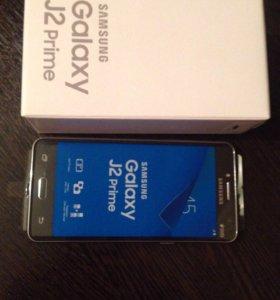 Новый Samsung Galaxy J2 Prime