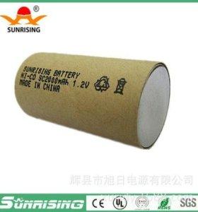 Аккумуляторы SC ni-cd 1.2v 2000mah