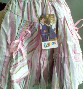Юбки и шорты для девочек
