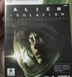"""Xbox 360 игра """"Alien isolation"""""""