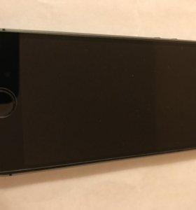 APPLE iPhone 5s 32Gb, серый (ME435RU/A)