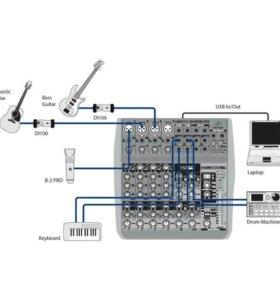 Микшерный пульт BEHRINGER fx1202