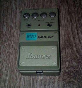 Ibanez sm7 smach box