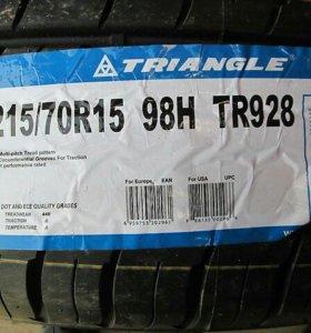 215/70R15 Triangle TR928 летние
