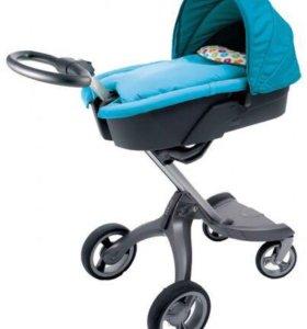 Детская коляска stokke 2 в 1