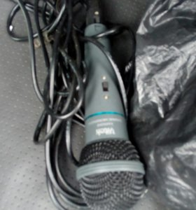Караоке-микрофон!