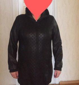 Куртка кожазам