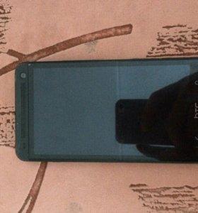 HTC one dual sim(black) 32gb