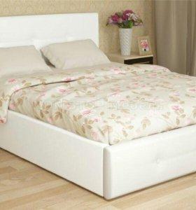 Мягкая кровать Линда