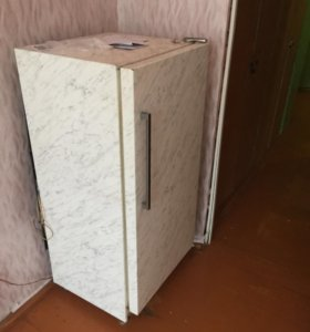 Холодильник свияга обклееный