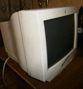 ЭЛТ-монитор, 1024х768