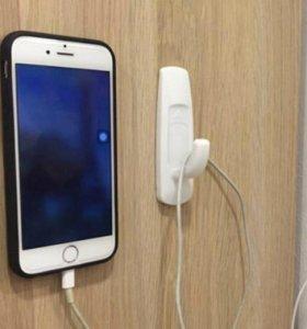 Антигравитационный чехол на Iphone