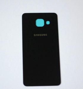 Новая Samsung A3 (2016) SM-A310 Задняя крышка.