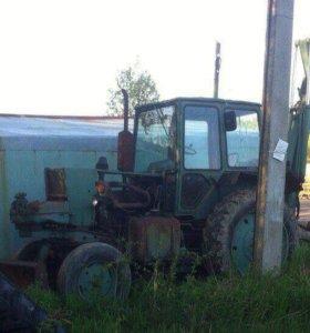 Трактор ЮМЗ - 6