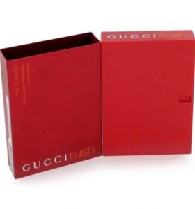 Туалетная вода Gucci Rush