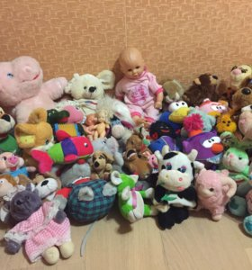 Мешок игрушек