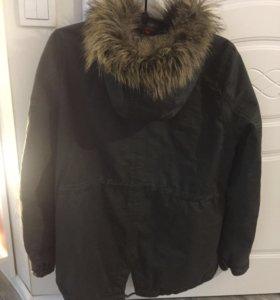 """Куртка """"Парка"""" H&M"""