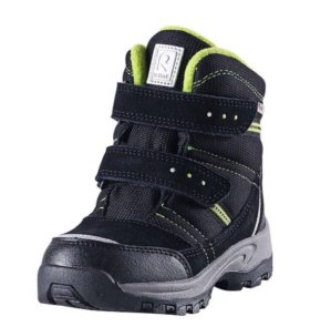 Reima новые ботинки зимние разные