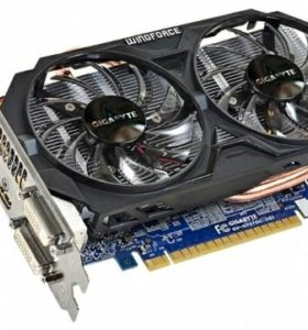 Видеокарта GeForce 750 ti