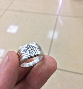 Печатка серебро