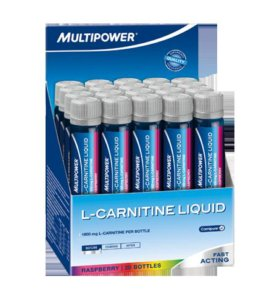 Спортивное питание Multipower l-carnetin liquid
