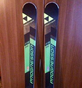 Горные лыжи. Fisher. Progressor f19.