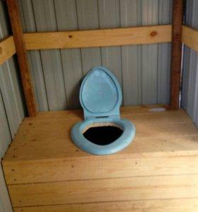 Туалеты, утеплённые будки для собак.