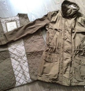 Куртка,парка Mango