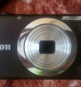 Фотоаппарат Canon 16 mp