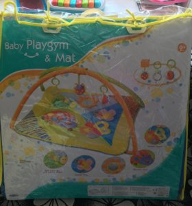 Игральный коврик для малыша