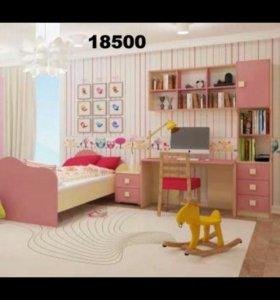 Детская мебель модульная.