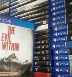 The evil withen ps4