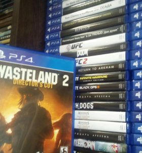 Wastlend 2 ps4