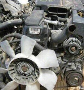 Двигатель на Toyota 3.5 л