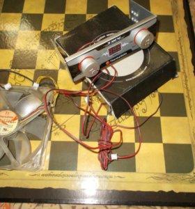 Контроллер управление вентиляторами Thermaltake