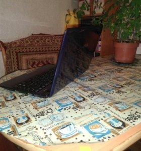 Нетбук asus PC 1201NL синего цвета
