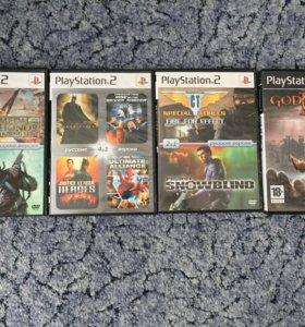 PS4+ 4игры